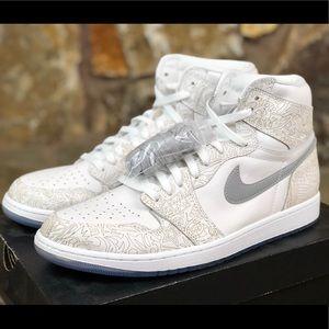 "Air Jordan 1 Retro ""Laser"" Men's Size 13 Nike"